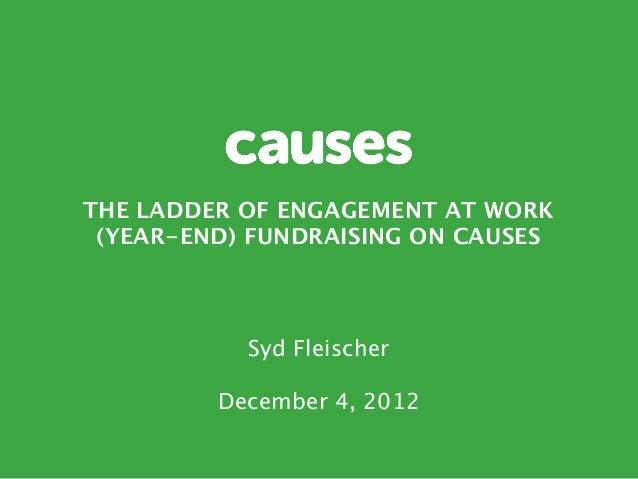 Causes.com & NFG Nonprofit 911 class: Community-based fundraising 12.4.12