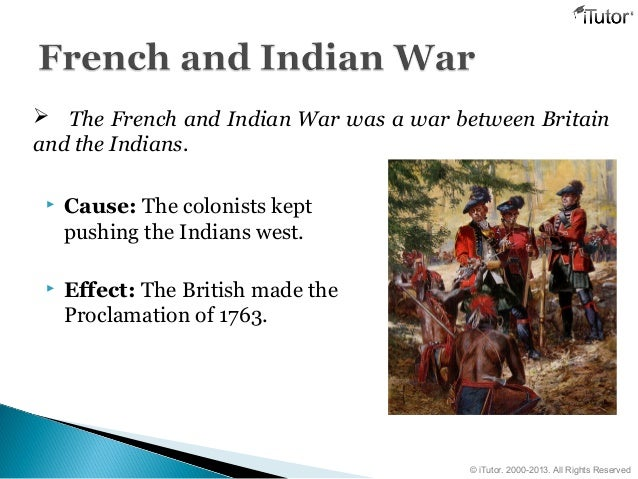 french and indian war essay prompt Possible long essay prompts over chapters 4 and 5: in what ways did the french and indian war (1754-63) alter the political, economic, and ideological relations.