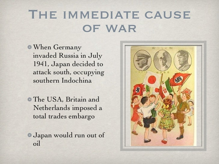 Essay on world war I causes and imediate cause?