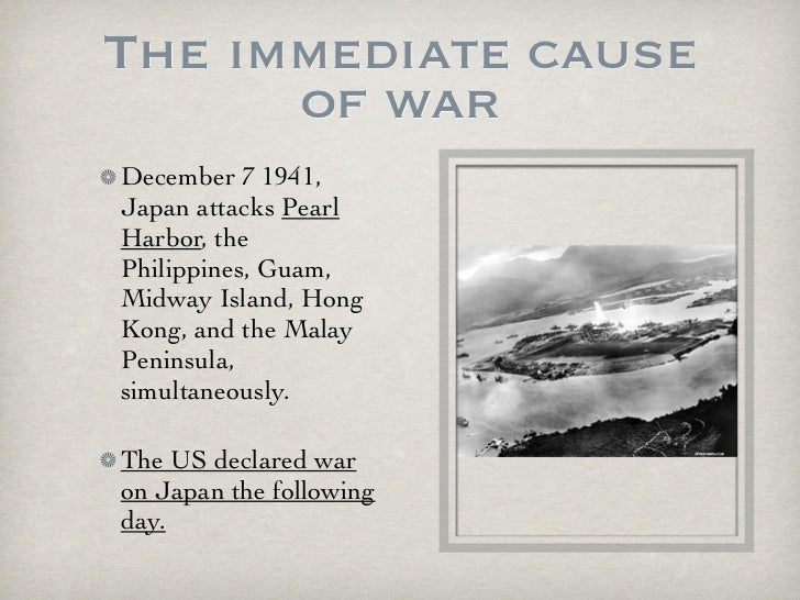 Facts on pearl harbor essay on