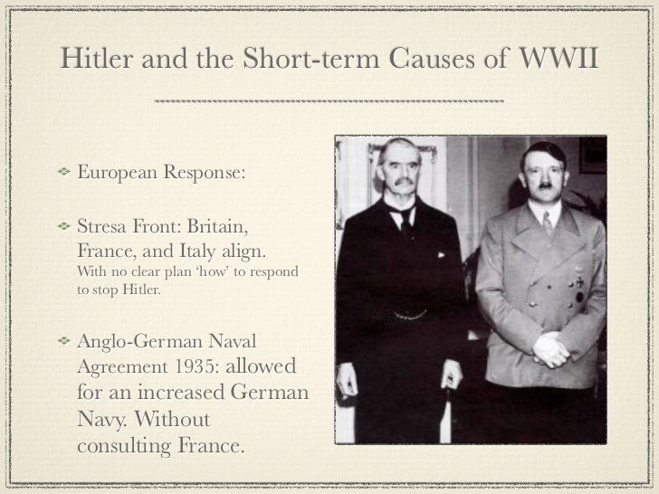 short term causes of world war 1 essay However unlike world war two there is no one easily identifiable bad guy below  are some of the main long-term causes that are identified by historians:-  many  welcomed what they thought would be a short, victorious war.