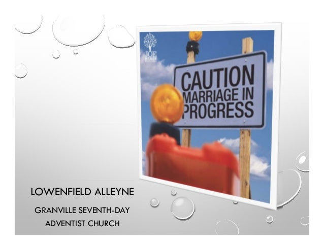 LOWENFIELD ALLEYNE GRANVILLE SEVENTH-DAY ADVENTIST CHURCH