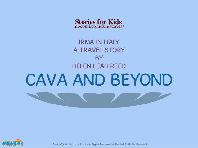 Cava And Beyond Irma In Italy - Mocomi.com