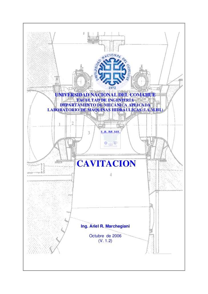 UNIVERSIDAD NACIONAL DEL COMAHUE          FACULTAD DE INGENIERÍA    DEPARTAMENTO DE MECÁNICA APLICADALABORATORIO DE MAQUIN...