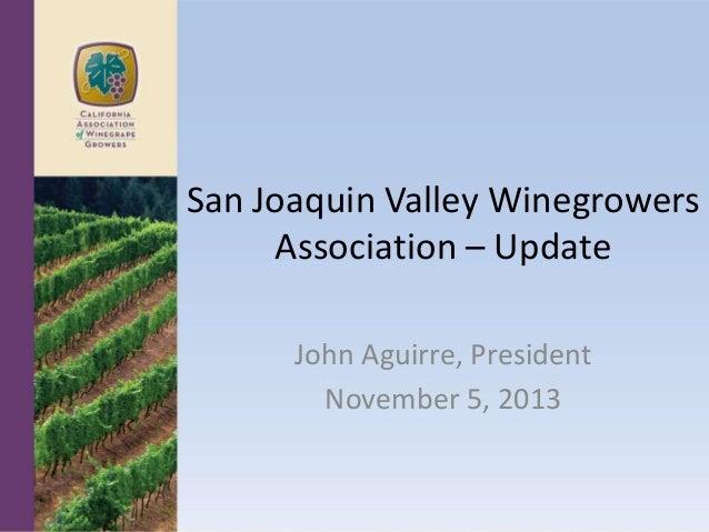 John Aguirre, President
