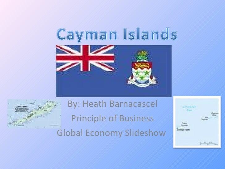 Cayman Islands Project