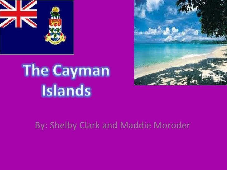 Cayman islands final presentation for soical studies