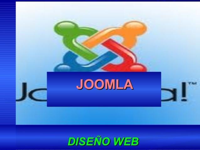 Tutorial de Joomla