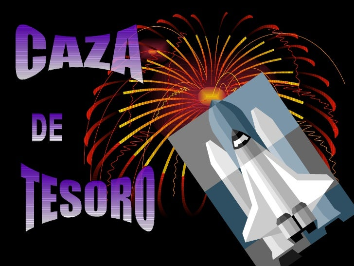 DE TESORO CAZA