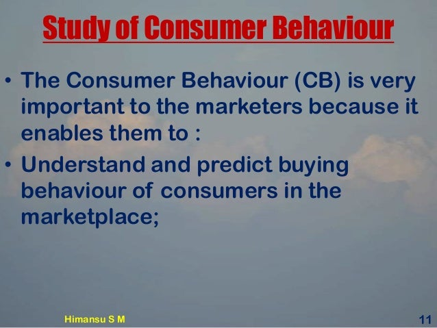 a study on consumer behaviour on A study on consumer behaviour (with reference to vb factors) k abraham dept of commerce  yvuniversity  ysr dist-516004.