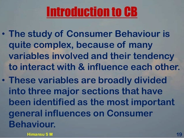 consumer behaviour study on nike Advances in consumer research volume 11, 1984 pages 633-635 price effects on consumer behavior: a status report jerry f.