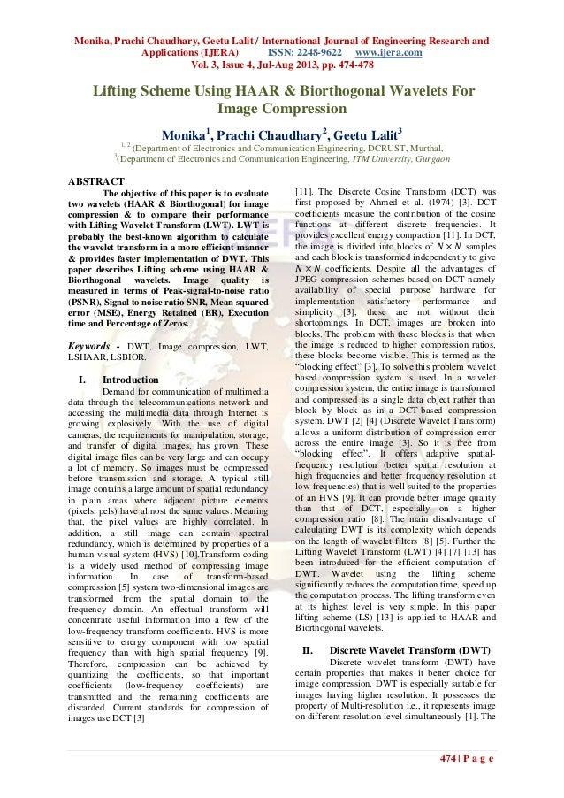 Monika, Prachi Chaudhary, Geetu Lalit / International Journal of Engineering Research and Applications (IJERA) ISSN: 2248-...
