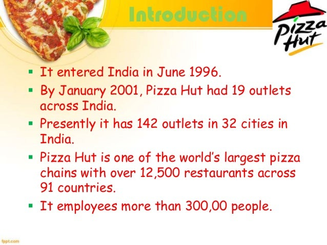 pizza hut strategic plan essay Pizza hut term paper bba - ebook analytical support to their operators • strategic that result the following year's promotional plan will be done by pizza.