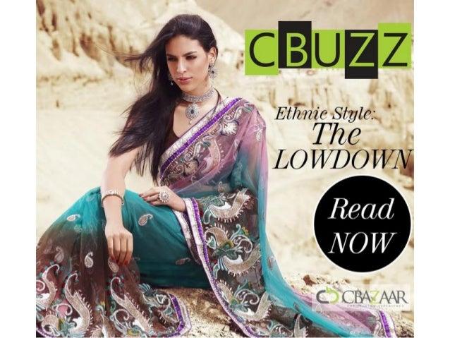 Cbuzz - Ethnic Style Magazine