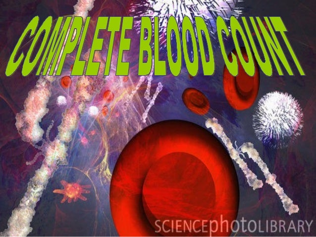 """""""Abasic screening test that evaluates the cells that circulate in blood.""""Acomplete blood count(CBC),  also known asfull..."""
