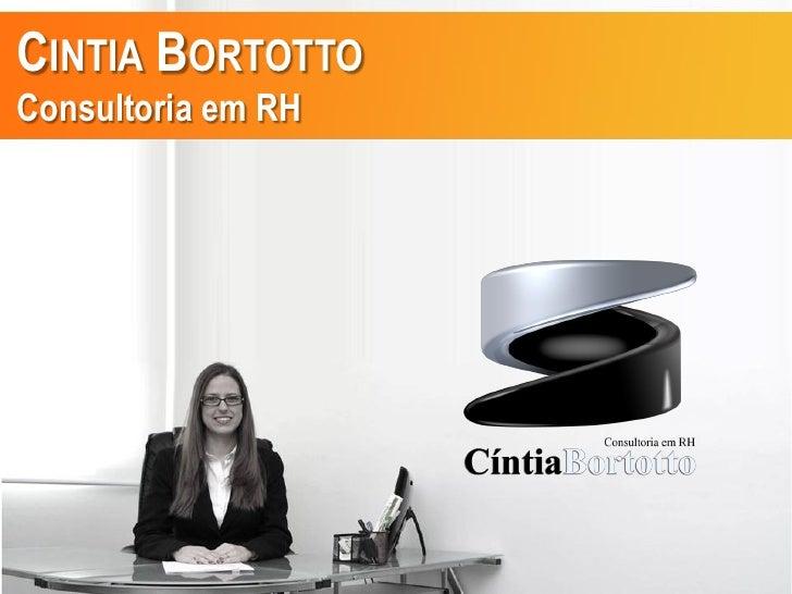 CINTIA BORTOTTOConsultoria em RH