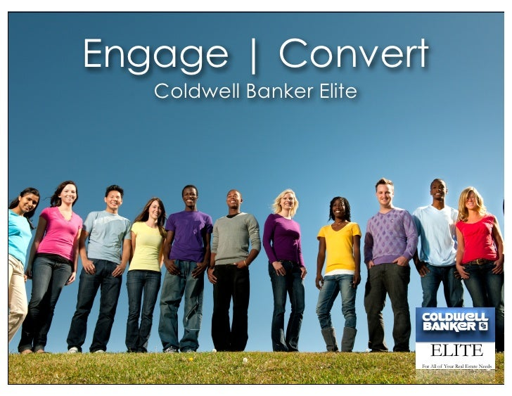 Coldwell Banker Elite iTeam Consumer Engagement