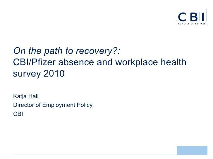 Cbi employee-health-absence-conference-katja-hall
