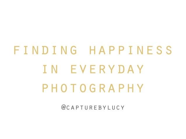 Blog Photography Workshop • Blognix 2014