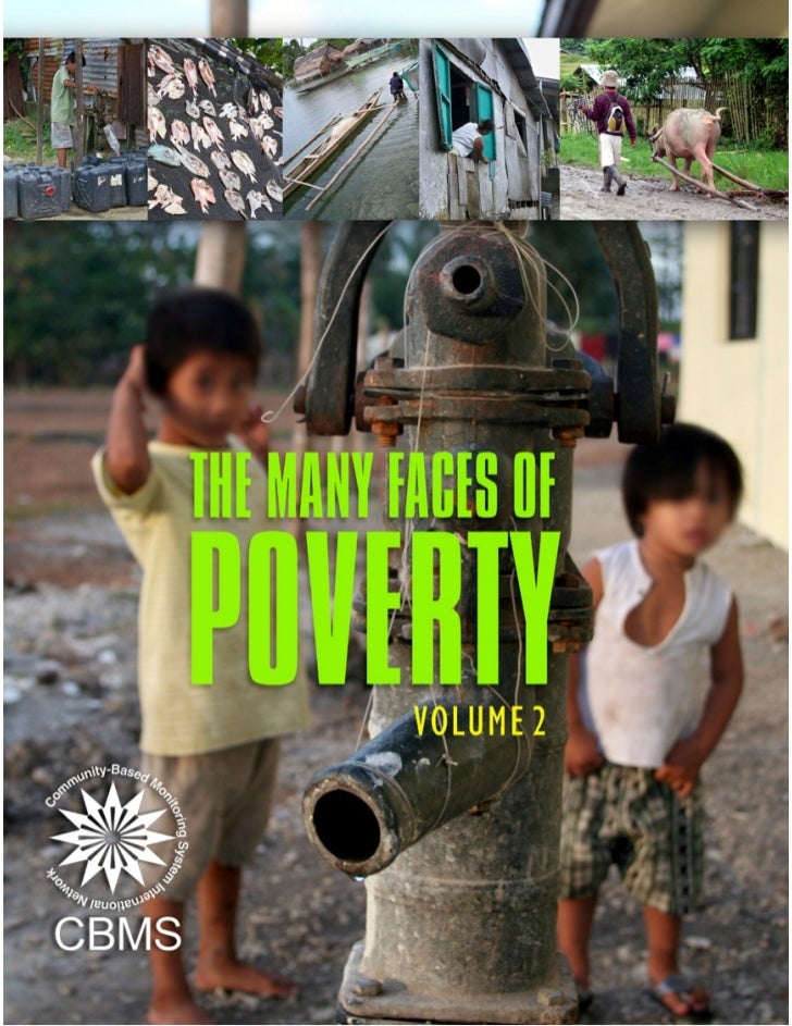 The Many Faces Of Poverty - Palawan - Volume 2