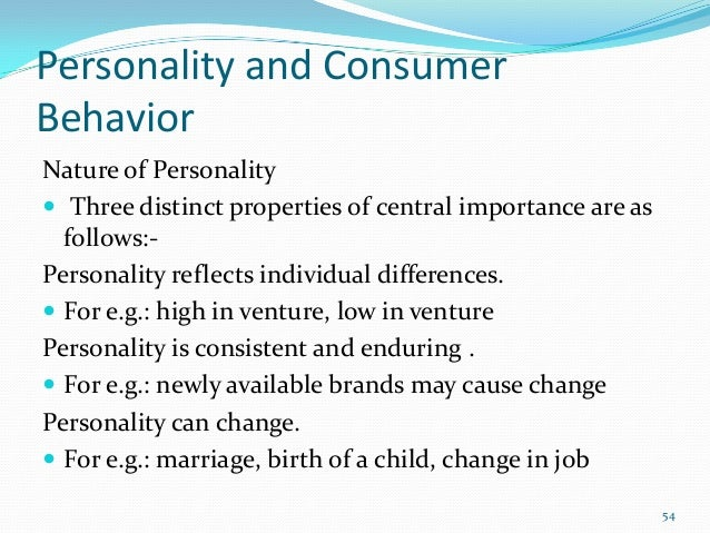 self concept in consumer behaviour Consumer behaviour presentation  personality & the self concept  this occurs from the efforts employed by the marketers consumer buying behaviour consumers.