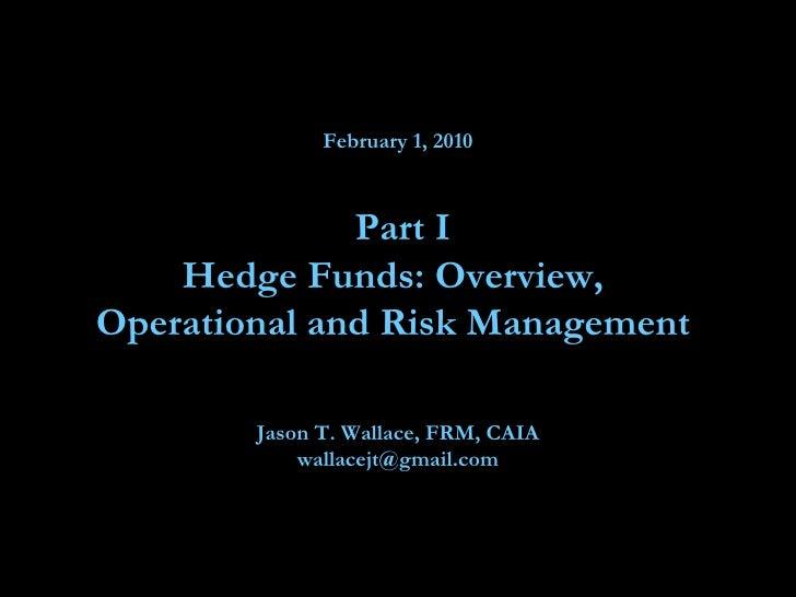 Central Bank Presentation I