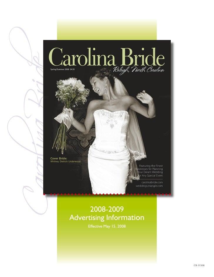 Wedding Magazine Media Kit