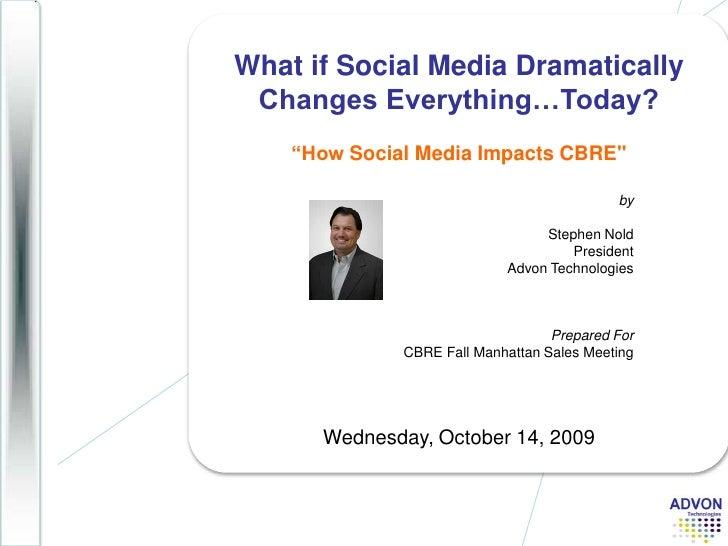 Cbre Social Media Final2