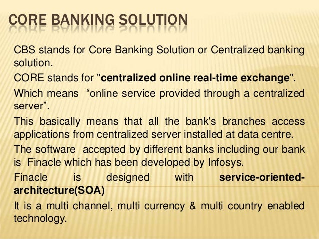 finacle core banking system pdf