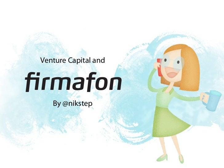 CBS:  Venture Capital