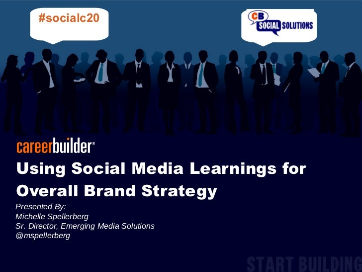 Using Social Media Lessons for Brand Strategy
