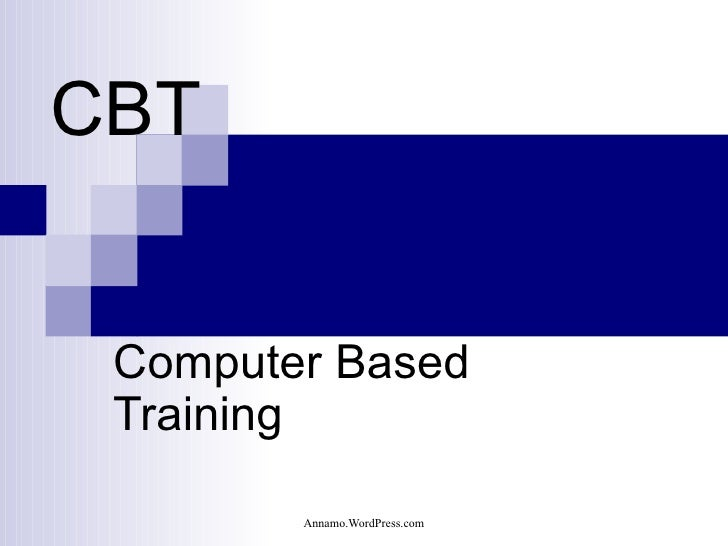 an in depth look at computer based training cbt 1 rare wans/cisco/intrntwrkng cbt's (computer based training) 1190 cbt's in all~ hi, i have 1190 cbt's which i no more need,and am looking forward to sell.