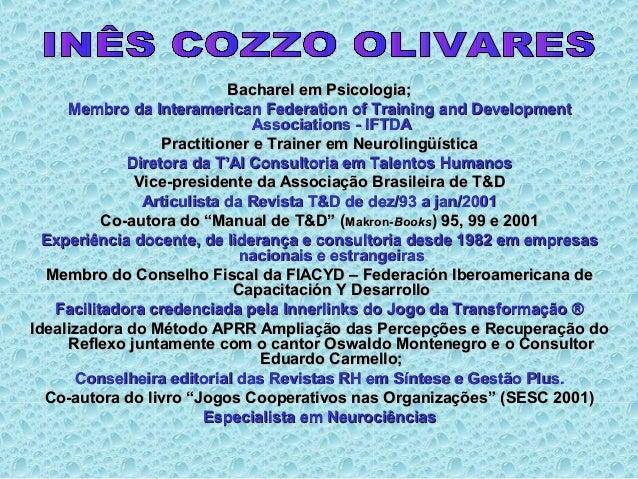 CBTD Edição de 05/12/2001 Palestra Magna