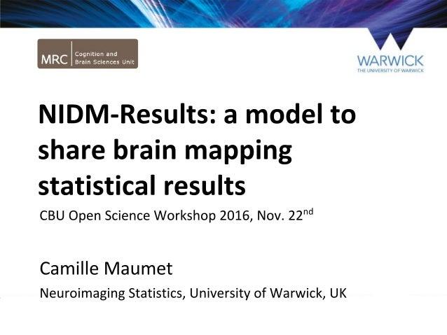 NIDM-Results