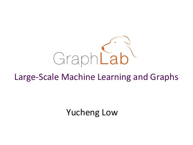 7. After  8. After  Large-­‐Scale	   Machine	   Learning	   and	   Graphs	    Yucheng	   Low