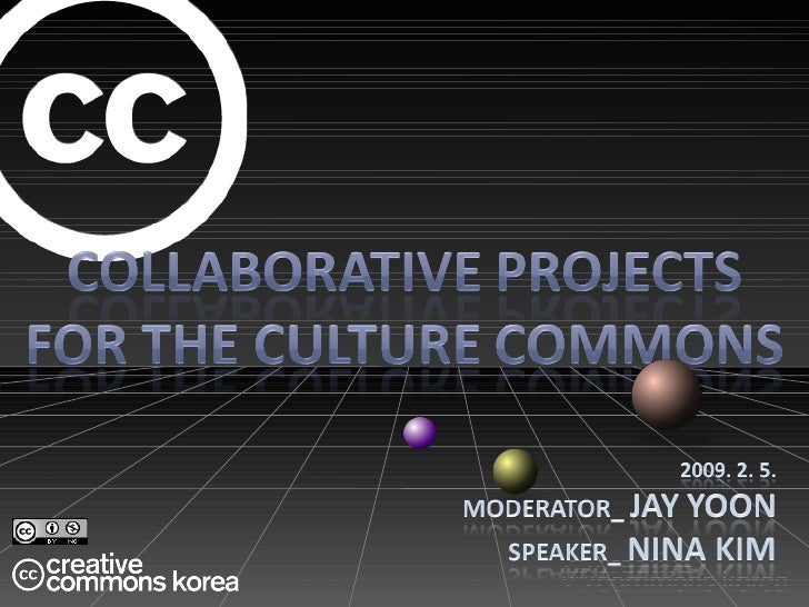 Cc Collaborative Project V5 2003