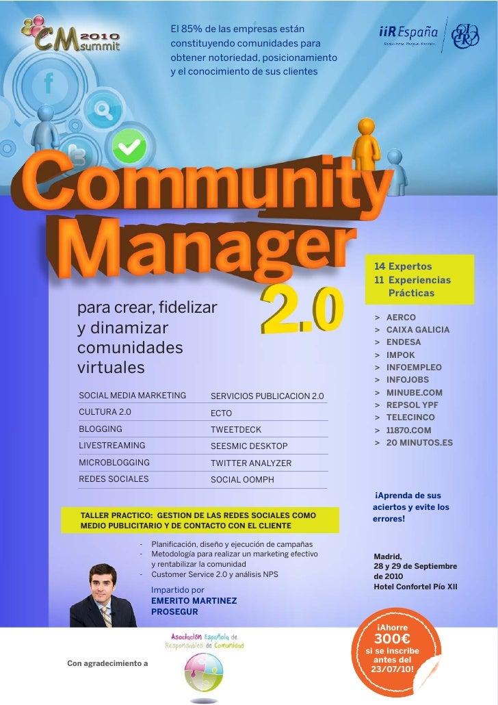 El 85% de las empresas están                             constituyendo comunidades para                             obtene...