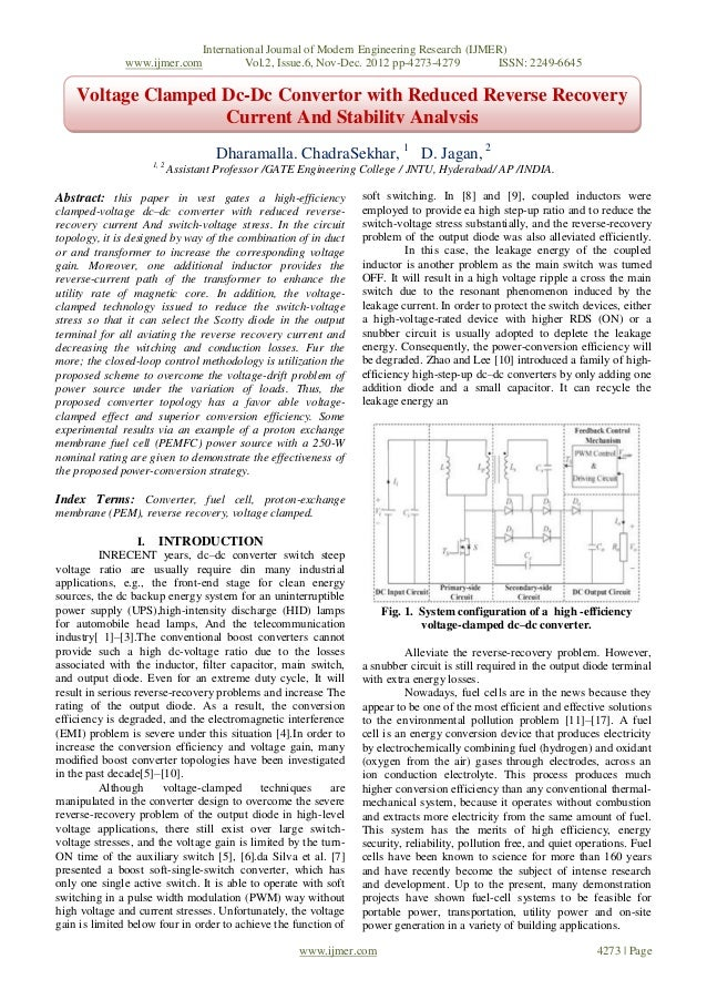 International Journal of Modern Engineering Research (IJMER)              www.ijmer.com         Vol.2, Issue.6, Nov-Dec. 2...