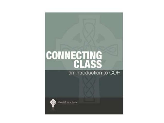 Connecting Class 5: Mission & Ministries