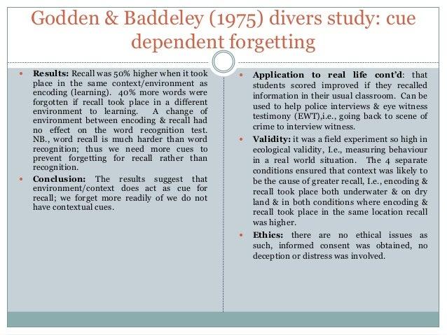 prda report baddely article