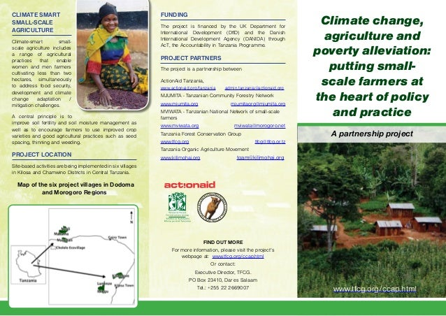CLIMATE SMART                                                 FUNDINGSMALL-SCALE                                          ...
