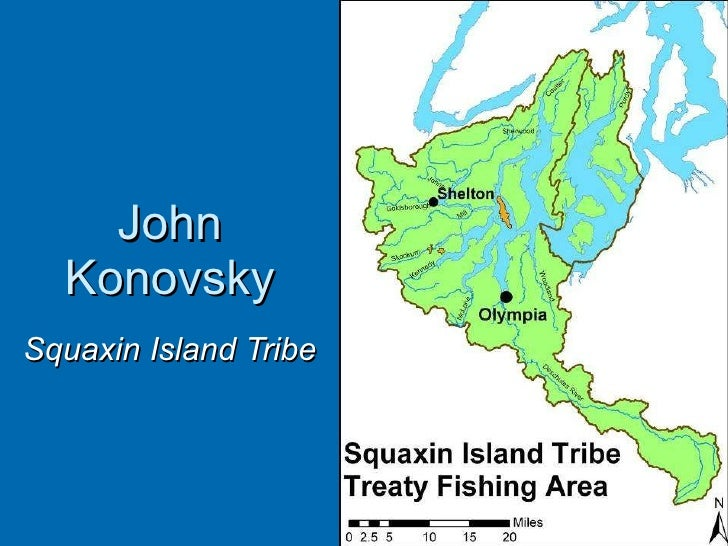 Squaxin Island Tribe presentation to CCA Capitol City