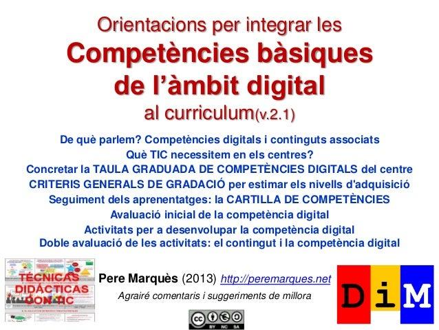 Ccbb digitals