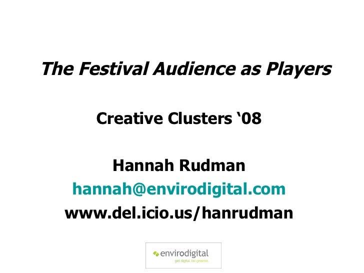 Ccc08 Hannah Rudman