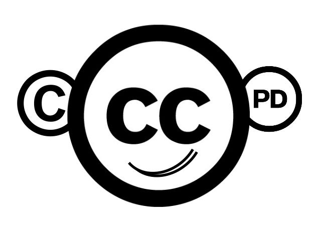 how to get creative commons license