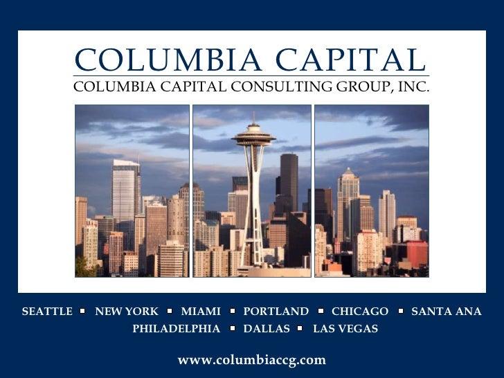 Columbia Capital Profile