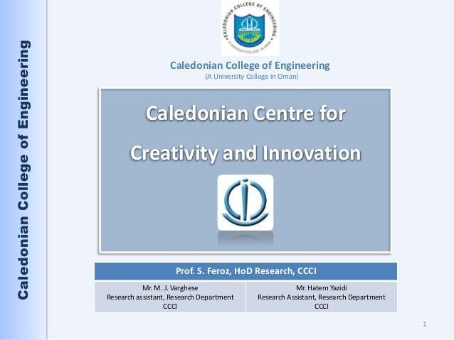Caledonian Centre for Creativity - The incubator Centre (2013)