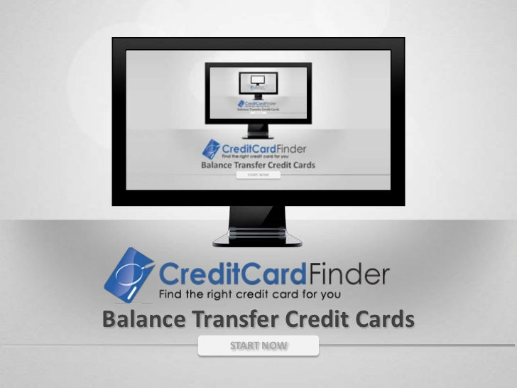 Balance Transfer Credit Cards<br />START NOW<br />