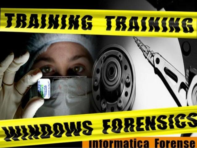 Ccfiw computer forensic investigations windows