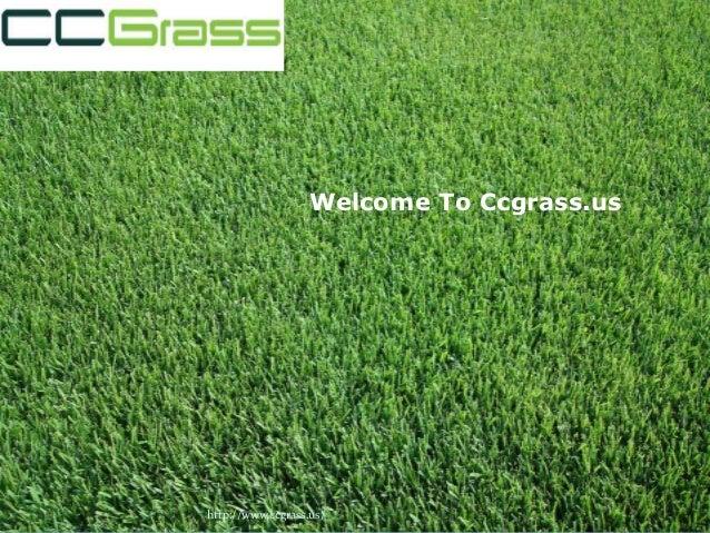 Ccgrass presentation